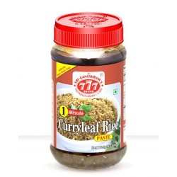 777 Curryleaf Rice Paste -300g