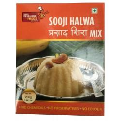 Sooji Halwa
