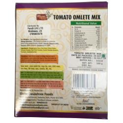 Tomato Omlette