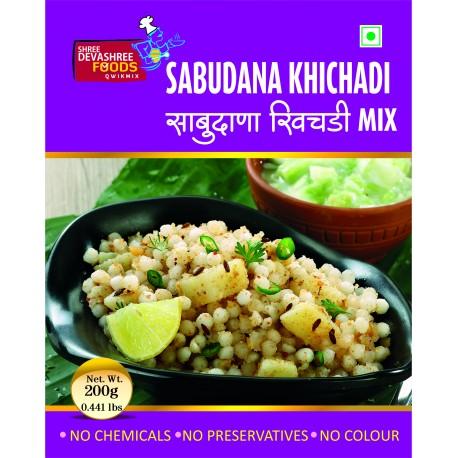 Sabudana Khichdi Mix