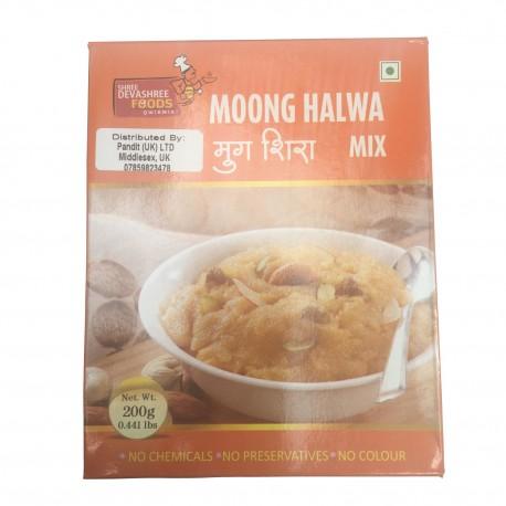 Moong Halwa Premix (महाराष्ट्रीयन मूग शिरा) 200gm