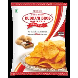 Budhani Potato Wafers (Masala) 54 gm