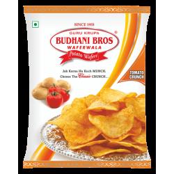 Budhani Potato Wafers (Tomato) 54 gm