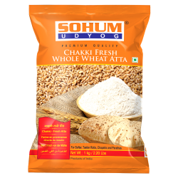 Chakki Fresh Whole Wheat Atta