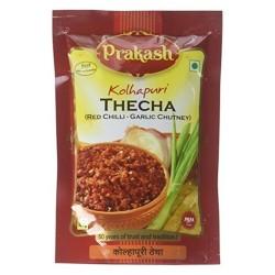 Kolhapuri Techa (Chilli Garlic)