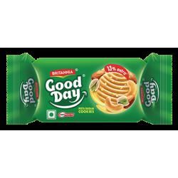 Britannia Good Day Biscuits (Pista Almond) - 72 gm