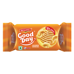 Britannia Good Day Biscuits (Cashew) - 72 gm