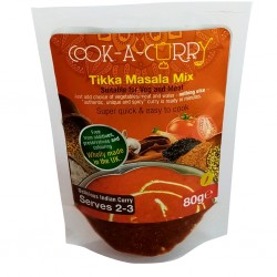 Cook A Curry - Tikka Masala Mix - Small Pack 80 gm