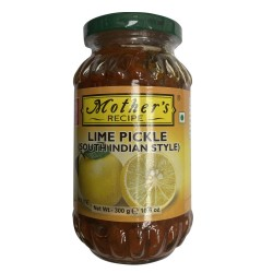 Mother's Recipe Lime PIckle (South Indian Style)