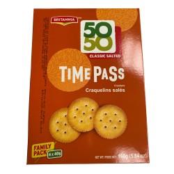 Britannia Time Pass Crackers (160g)