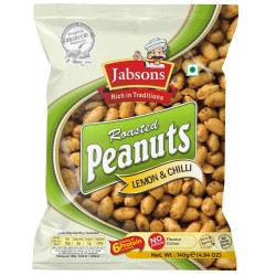 Roasted Peanut-Lemon Chilly (140g)