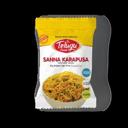 Telugu Foods Sanna Karapusa