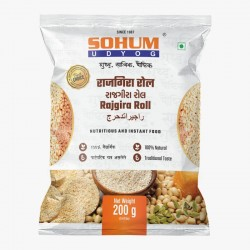 Rajgira Roll (200gm) - Sohum
