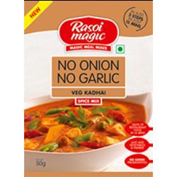 No Onion No Garlic Veg Kadhi