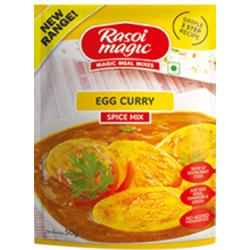 Rasoi Magic Egg Curry