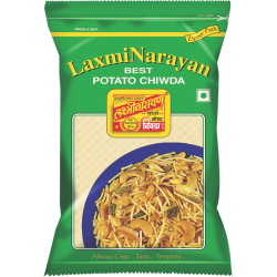 Buy LaxmiNarayan Potato Chiwda (Upwas Chivda) online in UK, Europe